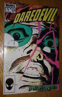 DAREDEVIL #228 2 COVER VARIANT NM 9.4+
