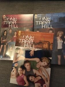 One Tree Hill 1-4 Complete Season 1 2 3 Sets 36 DVD Box Set Edition New Boxed
