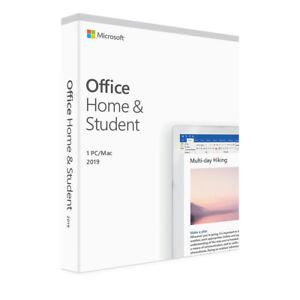 Microsoft Office Home & Student 1 PC ESD Français FR EU