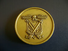 UNITED STATES MARINE CORPS OLDEST PROUDEST FOURTH MARINES CHALLENGE COIN