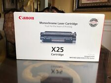 Canon Original X25 Toner Cartridge - Black
