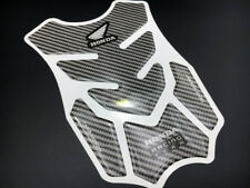 Racing Motorcycle Gas Tank Protector Pad for Honda Decal Stickers Carbon Fiber