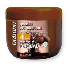 Babaria Sonnenschutz-Produkte mit Creme-Formulierung