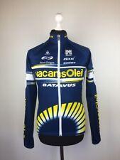 Vacansoleil Cycling Team Long Sleeves Shirt Jacket Santini Size L