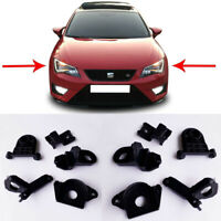LEFT AND RIGHT HEADLAMP HEADLIGHT BRACKET TAB REPAIR KIT SEAT LEON 2013 ONWARDS