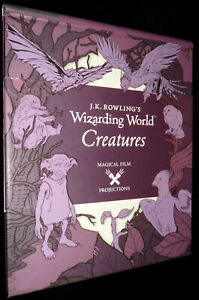 J.K. Rowling's Wizarding World: Magical Film Projections: Creatures  HB, 2017