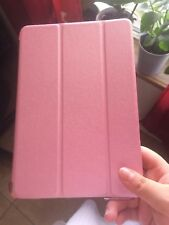 Ultra slim smart flip stand leather cover case for iPad mini