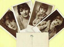 IRIS VERLAG (Austria) - 1920s Film Star Postcards #835 to #985