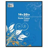 Dax Poster Frame 16 x 20, Clear Face/Black Border (DAXN16016BT)