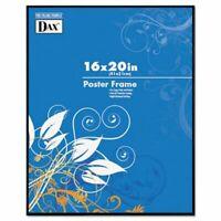 Dax Poster Frame 16 x 20, Clear Face/Black Border (DAXN16016BT)