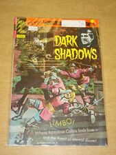 DARK SHADOWS #17 FN- (5.5) GOLD KEY COMICS DOUBLE SIZE DECEMBER 1972