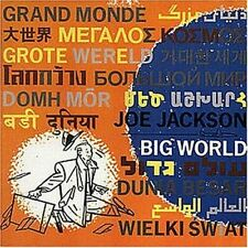 JOE JACKSON --- BIG WORLD (CD)
