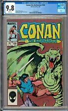Conan the Barbarian #166 CGC 9.8 White John Buscema ONLY 10 GRADED 9.8