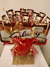 Galaxy Chocolate Luxury Large Bouquet Hamper Gift Box  Birthday Wedding Xmas