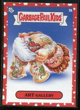 2021 Garbage Pail Kids Funny Valentines Red Hearts Parallel Art Gallery (1)