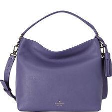 NWT $348 KATE SPADE Orchard Street Small NATALYA tote/shoulder bag Oyster Blue