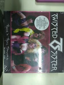 Twisted Sister - Rock 'n' Roll Saviors - The Early Years With Inserts