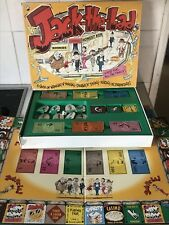 Vintage Rare Board Game 1990 Jack The Lad Street Wise Silver Crest