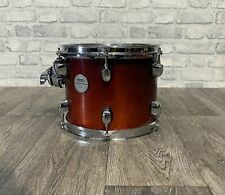 """More details for mapex meridian birch rack tom drum shell 10""""x 8"""" / with suspension mount"""