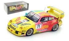 Spark S4758 Porsche 911 GT2 #71 Montoit Estoril Racing Le Mans 1998 - 1/43 Scale