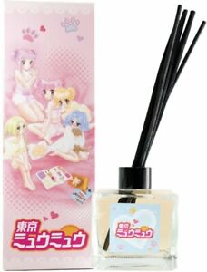 Tokyo Mew Mew Home Fragrance Diffuser 200ml Japan Limited Cosplay
