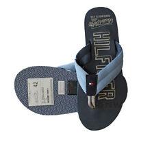Chaussures bleus Tommy Hilfiger pour homme