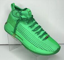 Under Armour Heatseeker 3020895-301 Athletic Shoes Men's US 10.5 Rare Green