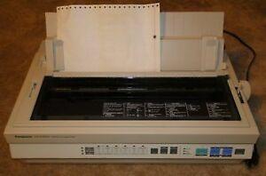 Panasonic KX-P2180 Quiet Dot-Matrix Printer - working!