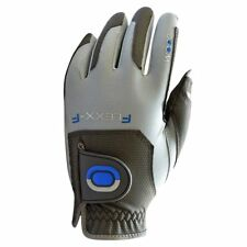Zoom Weather Golf Gloves to Wear on My Left Hand Charcoal-silver-blue
