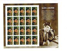 #3446 Edward Robinson Full sheet of 20 mint NH OG