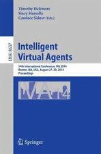 Intelligent Virtual Agents : 14th International Conference, Iva 2014, Boston,...
