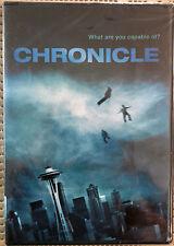 CHRONICLE, 2012 DVD, DANE DEHAAN, ALEX RUSSELL, SCI-FI, NEW, 25% OFF 2+