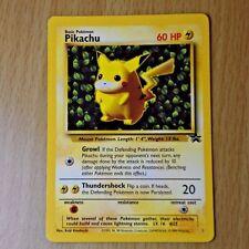 "Pokemon Pikachu # 1 ""IVY"" Black Star Promo - Near Mint to Mint Condition"