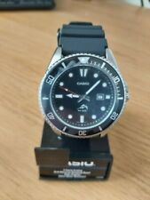Casio MDV106-1A Marlin Duro BLACK watch. BNIB, **UK SELLER**