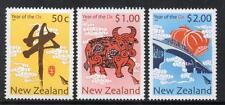 Nueva Zelanda Mnh 2009 Año Nuevo Chino-Año Del Buey