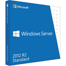 Key für Microsoft Windows Server 2012 R2 Standard MS Win Produktkey Vollversion