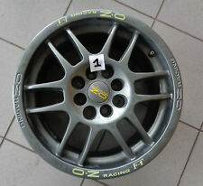 Alufelge OZ Racing F1 7Jx15H2 ET 37 01459291 LK 4x100 +4x114,5 Zentrierring ø 54