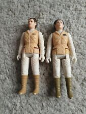 Vintage Star Wars 2 Princess Leia Hoth Variants