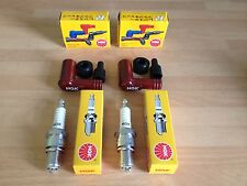 BMW R65 GS R80 GS R80 RT R80 ST R80 T R90/6 NGK SPARK PLUGS AND CAPS FREE POST!