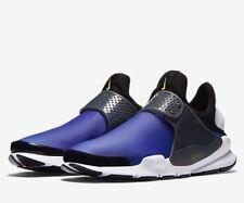 Nike Sock Dart SE Size 12 Men's Shoes Paramount Blue/Black/Dark Grey 911404-400