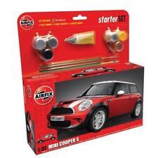 Airfix A50125 Mini Cooper S Starter Set 1 32