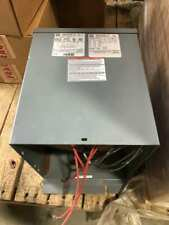 Square D 5S67F Type 3R 5KVA Transformer 50/60Hz 190-440V 220/110/220V 1PH