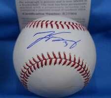 GEORGE SPRINGER PSA DNA Coa Autograph Major League OML Hand Signed Baseball