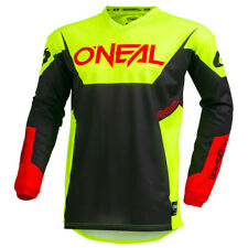 ONeal Element Racewear Neon Yellow Jersey Small