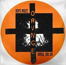 """BOYS NOIZE & VIRGIL ABLOH - ORVNGE (ORANGE VINYL 12"""")   VINYL LP SINGLE NEU"""
