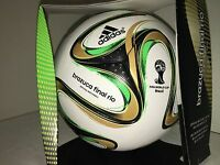 Adidas Brazuca 2014 World Cup Final Official Soccer Match Ball Size 5
