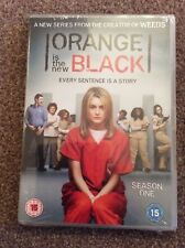 Orange Is The New Black Complete Season 1 DVD New & Sealed