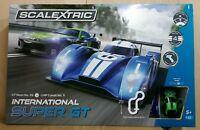 SCALEXTRIC C1369 International Super GT 1/32 BOX SET NEW