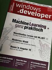 Windows Developer - 10.2020 - Machine Learning OVP