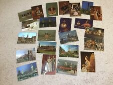 24 Postcards of London and Royalty